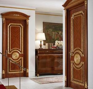 Изготовление филенчатых дверей